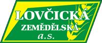 Lovčická zemědělská, a.s. Logo